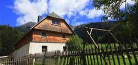 KLOSTERALM - Selbstversorgerhütte